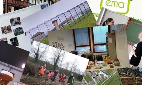 restitutions des chantiers d'application de la promotion 28   Le fil vert d'ECO-Conseil   Scoop.it