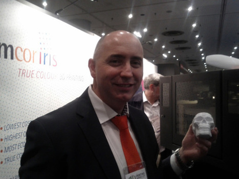 Forget thermoplastics -- Mcor says the future of 3D printing is in paper | 3-D Printing Stories | Scoop.it