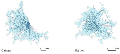Why Commutes Aren't Twice as Long in Cities With Twice the Population | IB GEOGRAPHY URBAN ENVIRONMENTS LANCASTER | Scoop.it