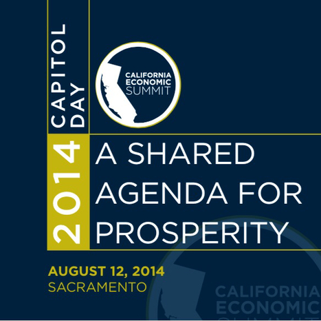 2014 California Economic Summit | Sustainable Business in the World | Scoop.it