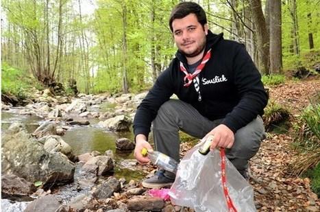 Le géocaching pour nettoyer les bois | Informations sur le Géocaching | Scoop.it