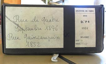 Sur la piste de mes ancêtres parisiens | GenealoNet | Scoop.it