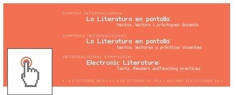 Literatura en pantalla: textos, lectores y prácticas docentes   #TRIC para los de LETRAS   Scoop.it