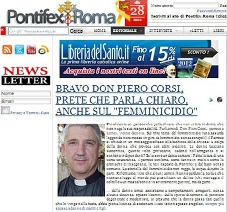 Femminicidio: parliamone con Marta Proserpio | ¡NO MÁS! | Parliamone | Scoop.it