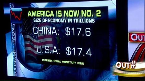 What obama 'ECONOMIC #SABOTAGE' has Done - U.S. Drops to #2 in World Economic Rankings for 1st Since 1870s Behind Communist China | News You Can Use - NO PINKSLIME | Scoop.it