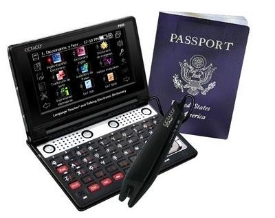 Importantes. Para los clientes de EE.UU., Canadá y España | Traductor electrónico ECTACO Spain | Scoop.it