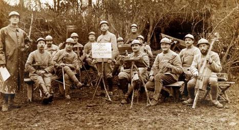 Centenaire 1914-1918 : la Grande Guerre en cinq expositions - Le Figaro.fr | Nos Racines | Scoop.it