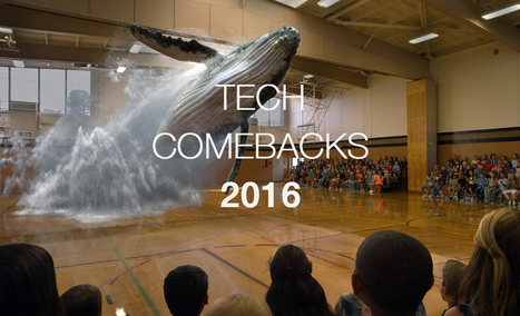 Top 6 New Technology Comebacks In 2016   Mobile Payments and Mobile Wallets   Scoop.it