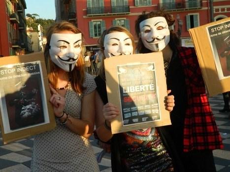 #opBigbrother / #ANONYMOUS : Samedi 8 décembre rejoignez-nous ! Non à la surveillance généralisée ! | Libertés Numériques | Scoop.it