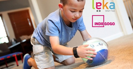 Leka: An Exceptional Toy for Exceptional Children | Heron | Scoop.it