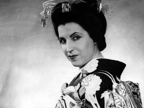 Licia Albanese: An Opera Diva Hits 100 : NPR | OperaMania | Scoop.it