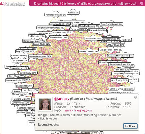 Two Great Twitter Visualization Tools: Twiangulate & MentionMap « Affiliate Marketing Blog by Geno Prussakov   Twitter Marketing All News   Scoop.it