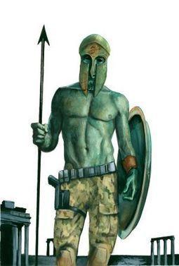 La 'Ilíada', la guerra de todos nosotros   LVDVS CHIRONIS 3.0   Scoop.it