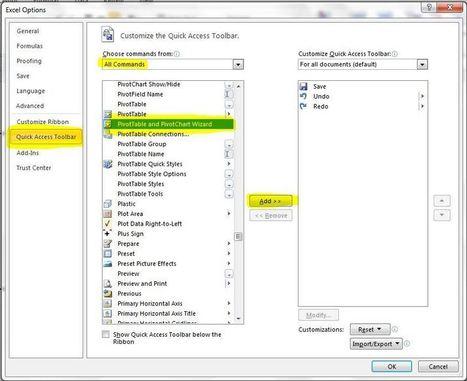 Excel: Consolidez vos données (3 de 3) | MSExcel | Scoop.it