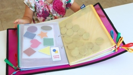 Keep Kids Entertained on Travels with a DIY Portable Activity Kit | Bazaar | Scoop.it