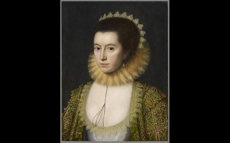 Lost portrait of Britain's wealthiest woman aquired by National Portrait Gallery - Telegraph | Merveilles - Marvels | Scoop.it