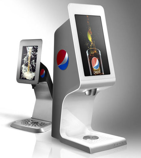 Strawberry Pepsi? New fountain machine in test | Digital for smart retail | Scoop.it