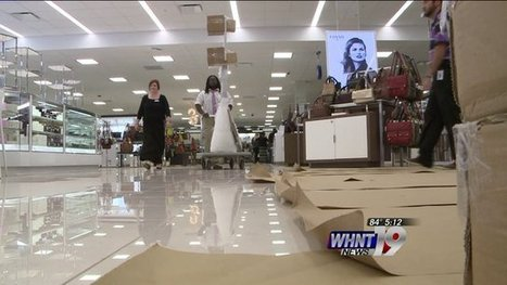 Sneak peek into the new Belk at Bridge Street Town Centre | WHNT | Belk, Inc. Modern. Southern. Style. | Scoop.it