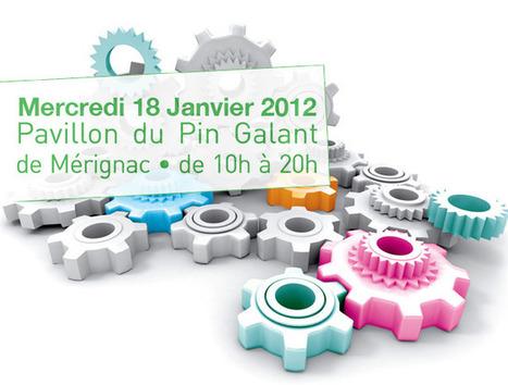 CAP Réseau, Salon Business B to B pour comprendre la force de votre réseau professionnel à Mérignac près de Bordeaux en Aquitaine | Coworking  Mérignac  Bordeaux | Scoop.it