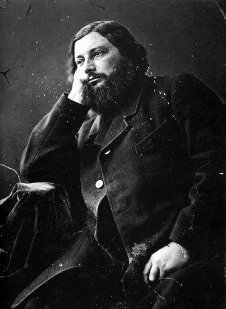 En 1870, Gustave Courbet refuse la Légion d'honneur et rencontre Adolphe Thiers - autrefutur.net | Merveilles - Marvels | Scoop.it