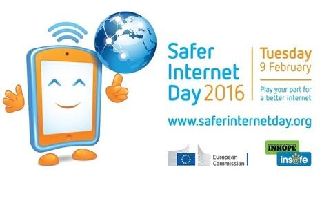 Το #eTwinning στην Ελλάδα αναλαμβάνει δράση για ένα καλύτερο διαδίκτυο! Webinar #eSafetyLabel 9/2/2016 #SID2016 | Differentiated and ict Instruction | Scoop.it