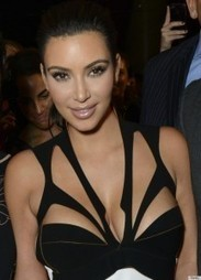 Fashion fail for Kim Kardashian in leather mini skirt | Hot HD Wallpapers News Pictures | Scoop.it
