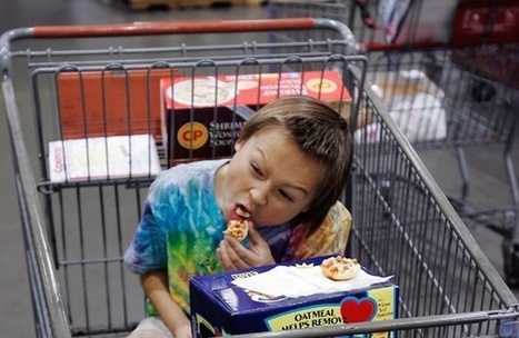 The Psychology Behind Costco's Free Samples | Social Media & eCommerce | Scoop.it