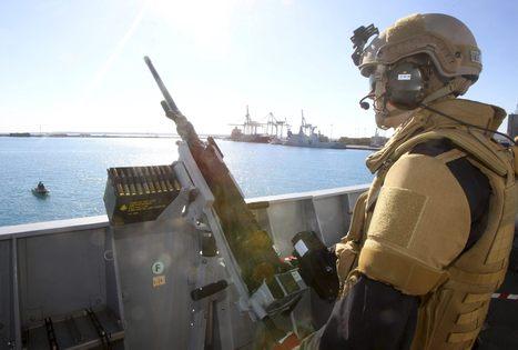 Task force prepares to remove Syria chemical weapons - Al Jazeera | Syria CW | Scoop.it