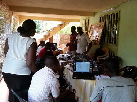 Formation à la cartographie par OSM BF, mai 2014   Koudougou solidaire   Scoop.it