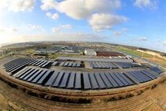 Renault installe 40 hectares de panneaux solaires | CRITT Transport et Logistique en Haute Normandie | Scoop.it