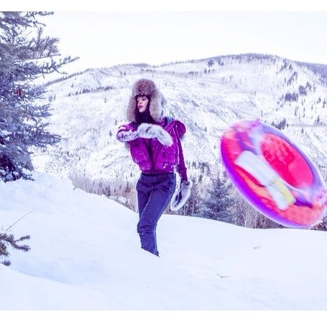 Rihanna Looks Hot for her 26th Birthday in Aspen-Photos | ChachaCorner | Scoop.it