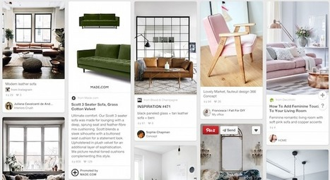 How Made.com succeeds on Pinterest | Pinterest tips & more | Scoop.it