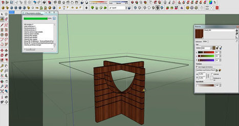 Vrmat in V Ray | V Ray for SketchUp Tutorial | Sketchup Style | Scoop.it