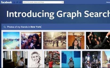 [Facebook] Le moteur de recherche de Facebook passe aux choses sérieuses | Communication - Marketing - Web_Mode Pause | Scoop.it