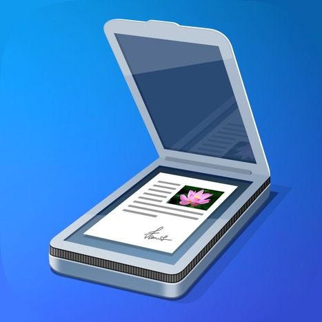 Scanner Pro by Readdle | outils professionnels | Scoop.it