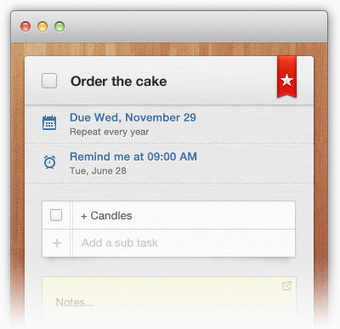 Wunderlist 2 - Your beautiful and simple to-do list | Edumathingy | Scoop.it