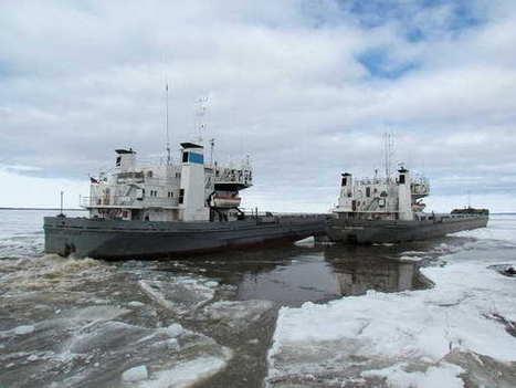Природа продолжает испытывать терпение речников в Якутии - SakhaNews | природа | Scoop.it