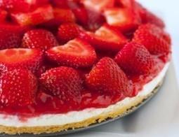 Strawberry Cream Cheese Pie | Yummy and Easy Dessert | Scoop.it