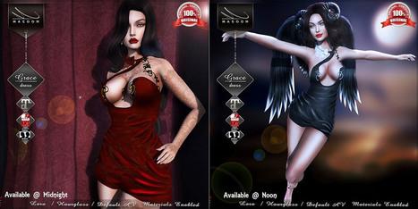 [[ Masoom ]] Midnight madness gifts | 亗 Second Life Freebies Addiction & More 亗 | Scoop.it