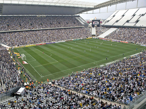 World Cup 2014: Sao Paulo Stadium still doesn't meet British safety standards ... - The Independent   Sports Facility Management.4280639   Scoop.it