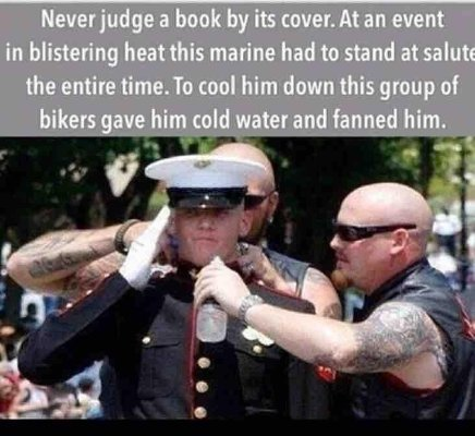 Because many in hardcore MCs are U.S. Veterans too ... Semper Fi - #OATH | Criminal Justice in America | Scoop.it