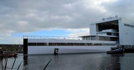 Superyacht Venus van Steve Jobs tewater gelaten! | Bootblog.nl | watersportnieuws met een mening | Green Innovations | Scoop.it