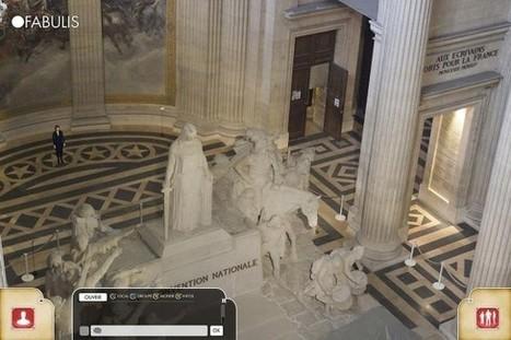 [IL Y A 2 ANS] OFabulis, un jeu sérieux pour faire découvrir 19 monuments français | Clic France | Scoop.it