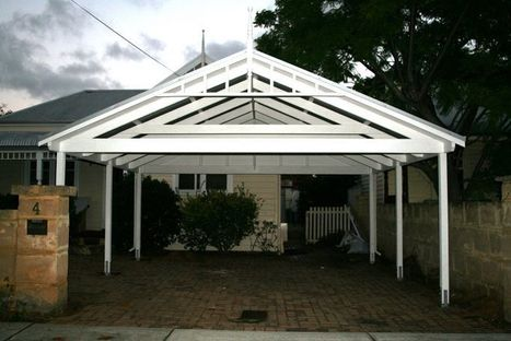 High Quality Wood Carports Perth Builder - Blue Sky Carpentry | Build Timber Carport Design | Scoop.it