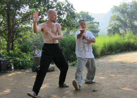 Learn Tai Chi Chuan in China | Kung Fu and Martial Arts Training | Scoop.it
