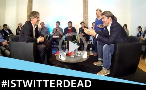 Is Twitter dead ? Un débat avec Nicolas Bordas et Rodrigo Sepulveda Schulz | FrenchWeb.fr | Digital News in France | Scoop.it