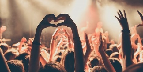 Concerts hold the 'key to happiness', study finds | IQ Magazine | Level11 | Scoop.it