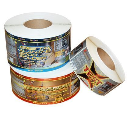Vinyl Labels: Vinyl Label Printing, Custom Vinyl Labels, Vinyl Label Printers | Label Printing Services | Scoop.it