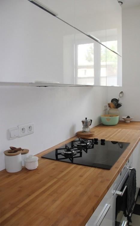 La cuisine toute neuve de Poligöm ! | DecoCrush:  idées déco pour tous | décoration & déco | Scoop.it