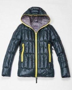 Men's Duvetica Trasio Down Jacket Dark Green | winter wear | Scoop.it